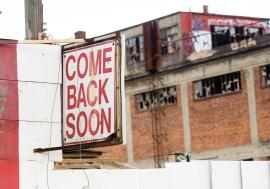 ... mas eu já voltei! foto: Thomas Hawk