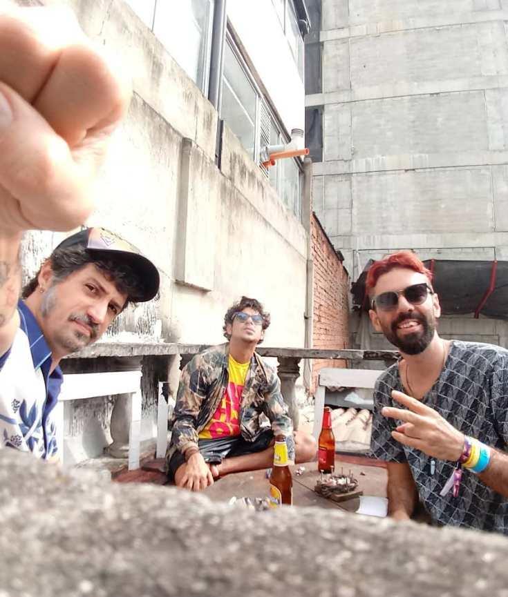 Muntchako em Medelín, Colômbia - foto divulgação