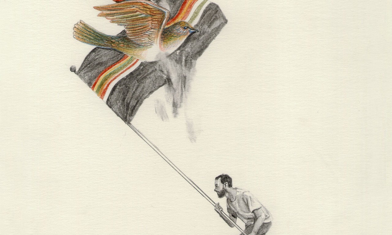 imagem: reprodução de obra de Júlio Lapagesse