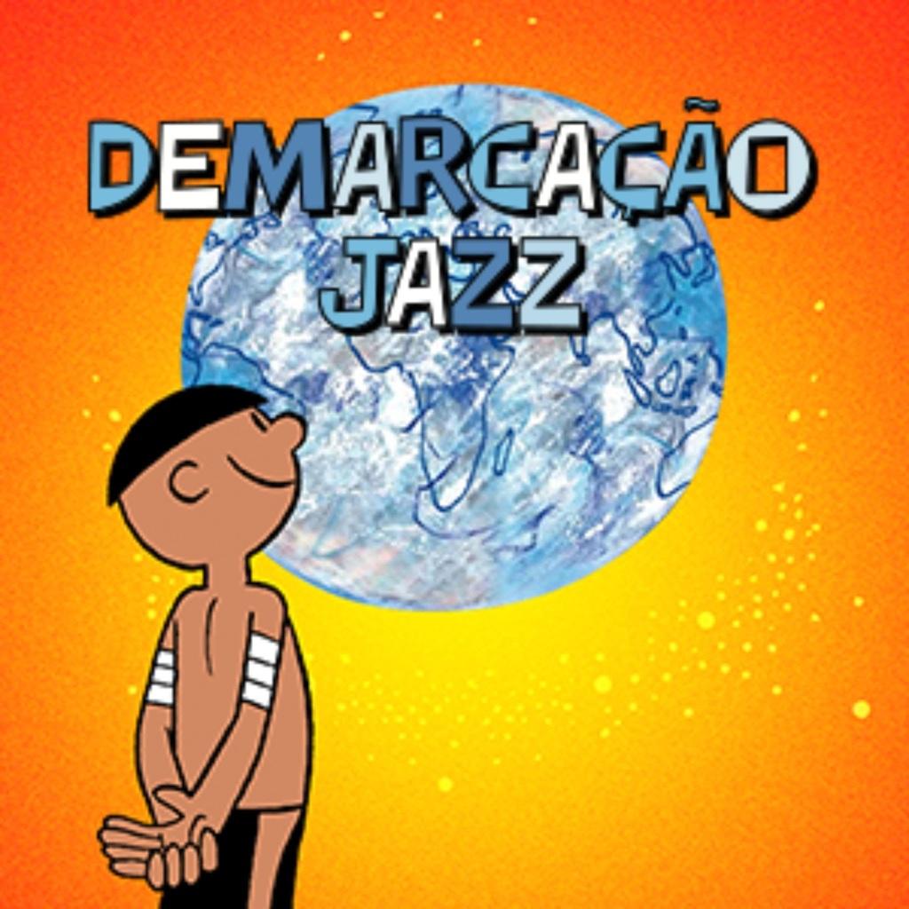 Demarcação Jazz - imagem por Ziraldo